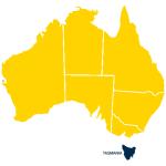Australia-map-TASMANIA
